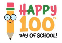 Let's Celebrate the 100th Day of School!